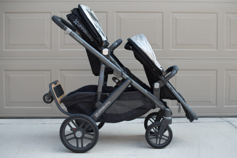 Uppababy Vista 187 Beginning With Grace